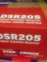 Star choice / Shaw satellite receivers