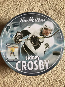 Sidney Crosby Tim Hortons - collector's edition jigsaw puzzle