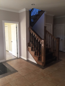 Newer house in North Burnaby area is available immediately