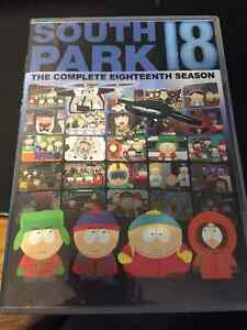 South Park Season 18 for sale!