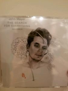John Mayer New Cd