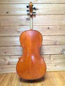 Beautiful 3/4 Gliga Cello For Sale North Shore Greater Vancouver Area image 4