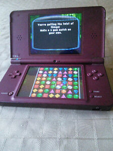Nintendo DSi XL fully functional in mint condition.