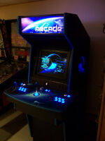 Retro X Arcade Authentic Stand Up Cabinet