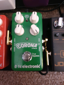 TC Electronic Corona Chorus & Shaker Vibrato