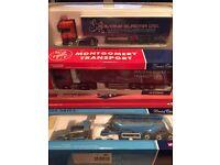 Model Lorries Trucks Corgi Universal Hobbies