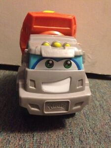 Playdoh Cement Truck Toy