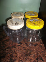 """VINTAGE Osterizer """"Mini Blend"""" containers for sale!"""
