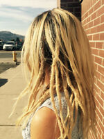 Dreadlock maintenance,New sets,dread extensions and Decorating