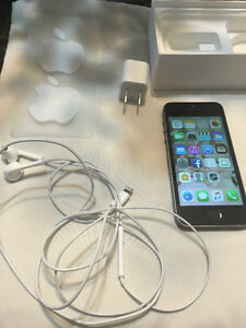 Silver 16 GB iPhone 5s