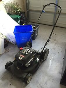Craftsman Lawnmower (with bag)