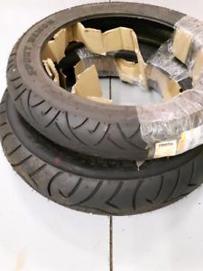 Brand new pirelli tires. 130/90/16 100/90/16
