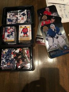 Assorted hockey card lot for sale