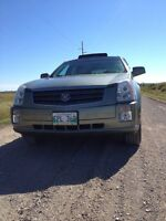 2005 cadillac srx low kms!!!