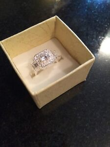 "Sterling silver ring ""new"""