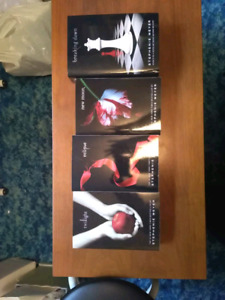 Complete Twilight series