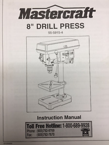 Drill Press on stand