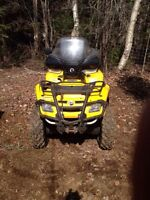 Bombardier can am outlander max XT 400