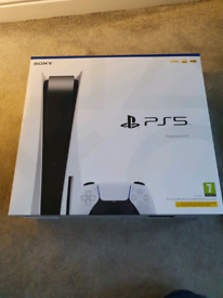 Sony PlayStation 5 PS5 Disc Console Edition Brand New