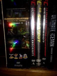 UFC DVD's Bundle