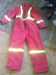 Condor fire rated insulayed coveralls