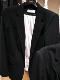 Three ladies suit tops - marks & spencers