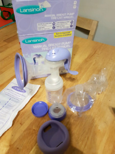 Lansinoh Breast pump