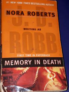 Nora Roberts JD Robb Books