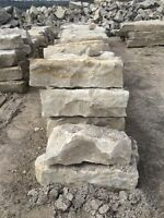 Landscape armour stone