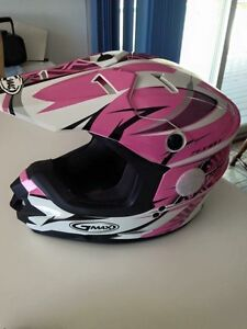 Helmet and Googles!