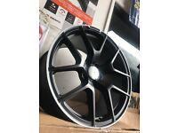 "19"" alloy wheels Alloys Rims 5x112 staggered Mercedes audi seat skoda Vw Volkswagen"