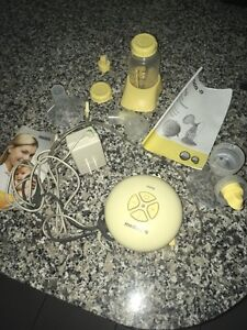 Medela swing breast pump with medela bag Peterborough Peterborough Area image 1