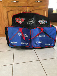 Labatt Hockey Challenge Bag