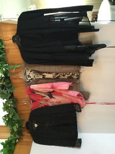 Aritzia and 7 for all Mankind Sweaters, JBrand Pants, Ugg Mules