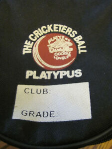 Platypus Cricket Balls
