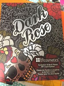 BH cosmetics dark rose palette $10