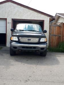 2001 Ford f150 super crew 4×4