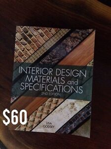 Interior Design Textbooks London Ontario image 6