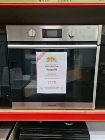 *New* Hotpoint Built-In Electric Oven