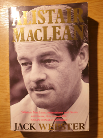 Jack Webster- by Alistair Maclean
