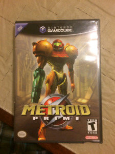 Gamecube  Metroid Prime