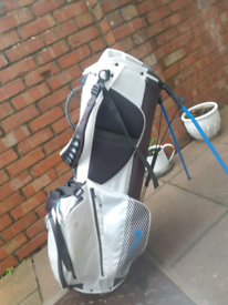 Nike Aqua flex Golf carry bag