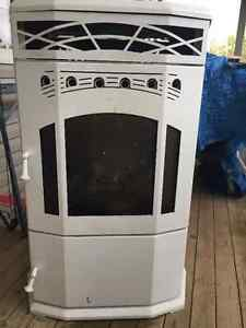 Dell-Point Europa 75 Pellet stove - For parts or repair