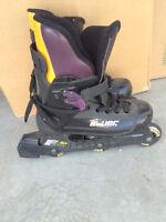 Bauer In-line Skates / roller blades