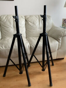 Pro Audio Speaker Stands
