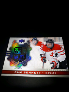 Canadian Tire hockey cards exclusive.