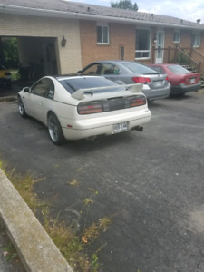 Nissan 300zx twin turbo rhd