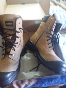 Men's Size 10 Work Boots - $80.00