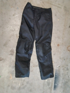 Tourmaster riding pants small