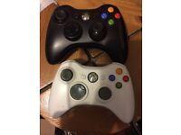 Xbox 360 controllers gamepad